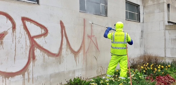 grafitti-removal