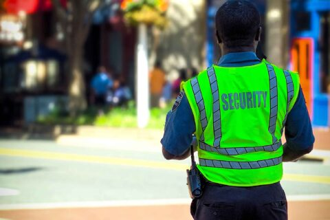 4 Reasons To Consider Manned Guarding Over CCTV